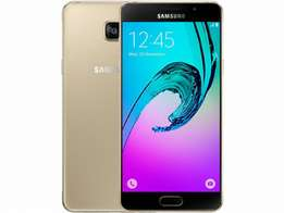 Samsung galxy A9( one week used) very neat