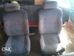 2 x Front Seats for Ford Sapphire