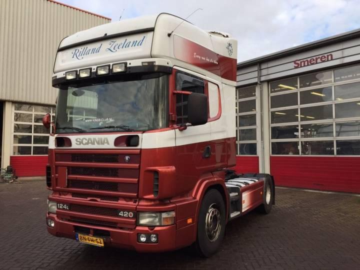 Scania R 114 380 Euro 3 - 2002