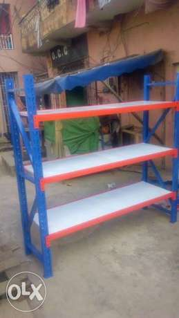 steel rack shelving Awka - image 2