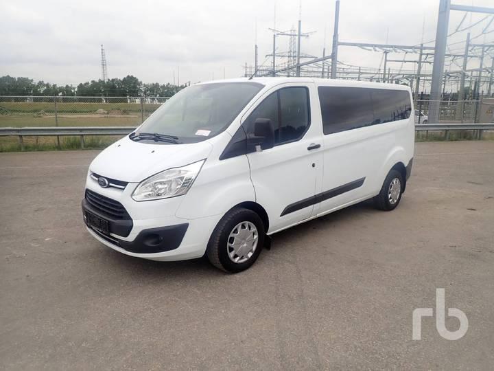 Ford TRANSIT CUSTOM 130T310 9 Passenger Mini