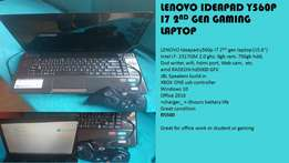 Lenovo IdeaPad y560p i7 gaming laptop