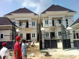 2 lovely twin duplex for sale at Ngozika estate Awka for sale.