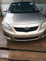 Toks accident Free 2010 Toyota Corolla LE wt full duty