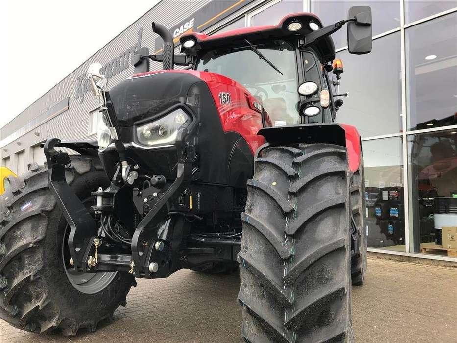 Case IH Maxxum 150 Activedrive 8 Står I Hornslet Afd. - 2019