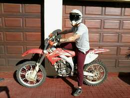 Honda crf 450 off-road for sale
