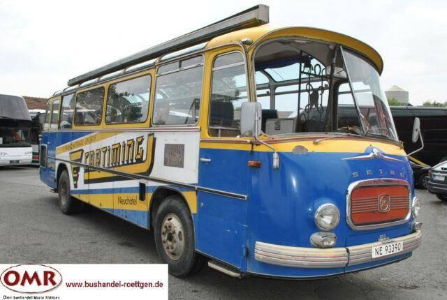 Setra S 11 A Oldtimer - 1967