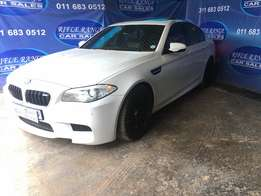 2012 BMW M5 Auto DCT R649,900.00 Ref(RS02)