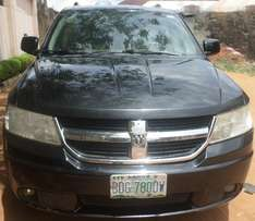 Excellent wel used registered dodge journey 08. For sale in asaba