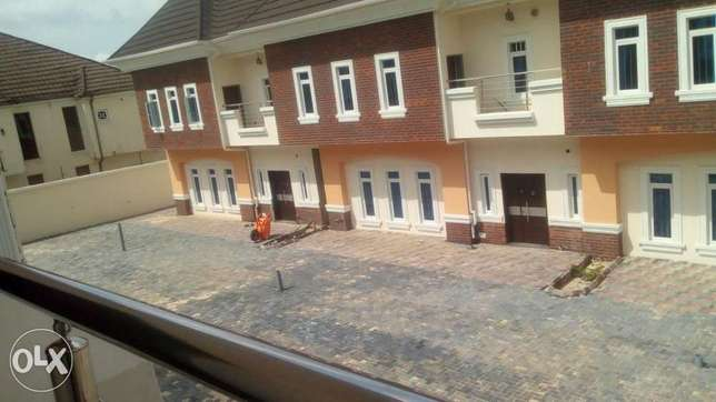 Brand new 3bed terrace with a room bq for sale at s-fort estate ajah Aja - image 6