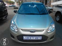 Ford Figo Ambiente 1.4 2013 Trend Line Hatch Back Manual Gear 29,000km