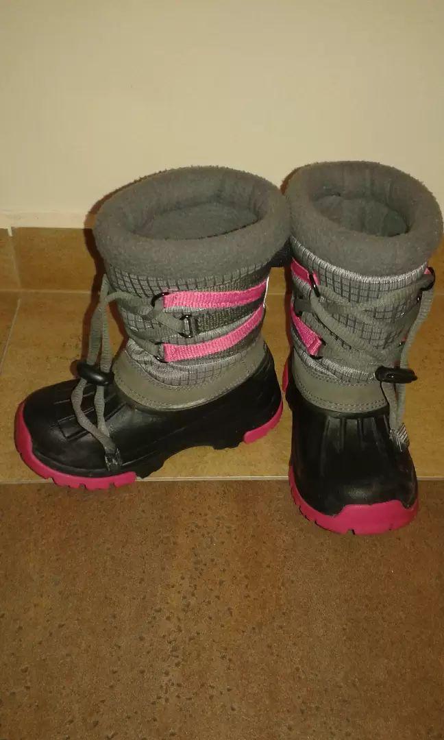 Zimní boty Martes - Dětské oblečení - 13343722  831332cf91
