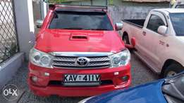 Toyota Hilux Local Assembly, Locally Used.