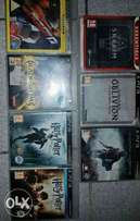 500gb ps3 + 1 control + 7 games in great condition