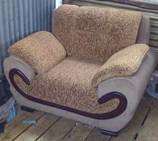 7 Seater Mix and March Fabric Sofa Sets