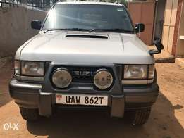 4WD Isuzu Bighorn for sale