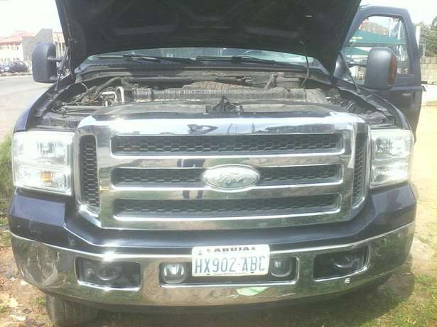 F350 Ford Pick up Forsale Ibadan North - image 3