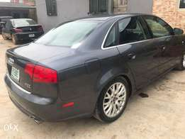 Super neat registered Audi A4 2008 model up for quick sale