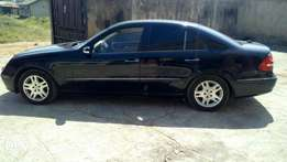 Mercedes Benz E320 Available for Grab