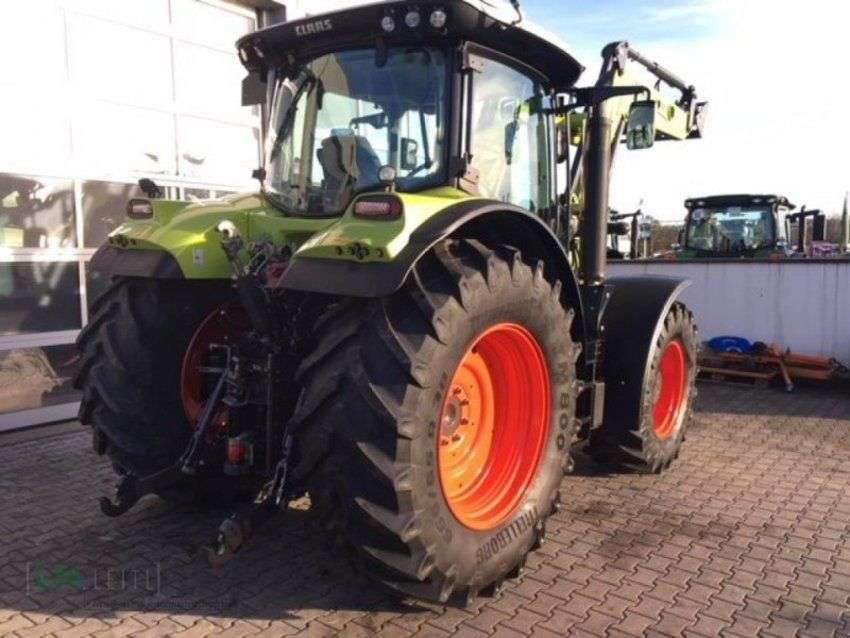 Claas arion 550 cmatic - 2015 - image 10