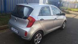 Kia Picanto 1.0 Engine 2013 Model