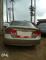 Clean Honda Civic 2007 (First Body)