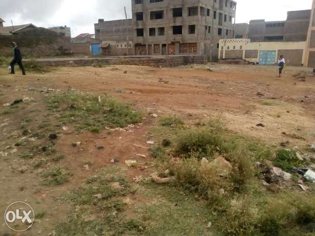 Plot 80 by50 genuine for sale Dandora - image 1