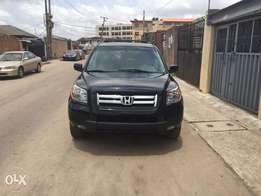 2006 Honda Pilot With DVD (3RowSeater/Grade One Tokunbo/Direct From US