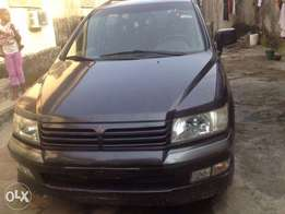 Direct Tokunbo Mitsubishi Space Wagon 1998 Model For Sale.