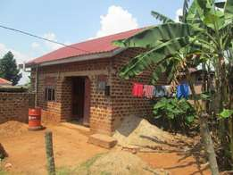 A double house seated on 50x25ft goes for 40m negotiable in Bweyogerer