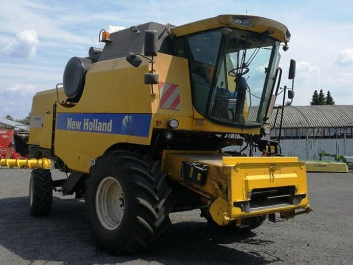 New Holland tc 5080 - 2013