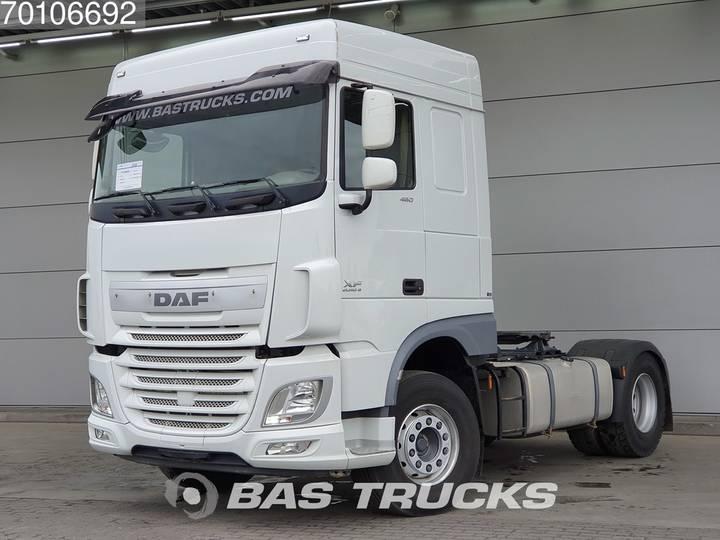 DAF XF 460 4X2 Hydraulik Euro 6 - 2014
