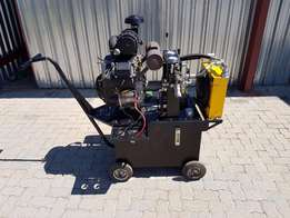 Hydraulic 2 Output Powerpack