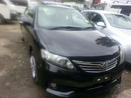 Brand new Toyota Allion