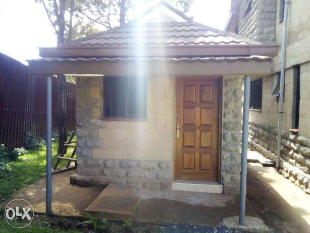 Elegant well spaced 4 Bedroom all ensuit villa with SQ and Attic floor Dagoretti - image 5