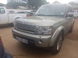 Landrover discovery 3.0tdci HSE