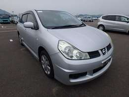 Nissan Wingroad new arrival