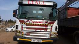 Scania Tipper For Quick Sale Bank Finance can be arranged