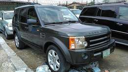 Few months used land rover 3 buy n travel tin can cleared