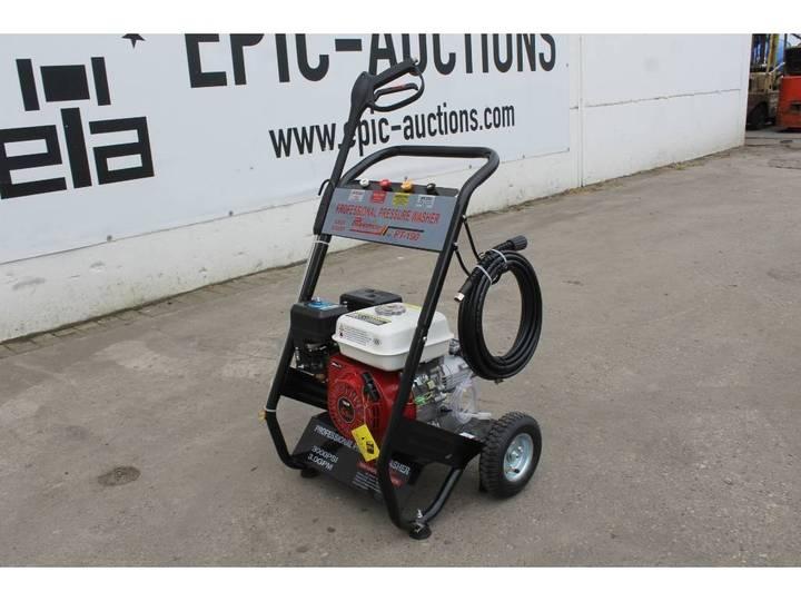 Powertech  PT190 Hogedrukreiniger