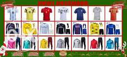 complet football jersey