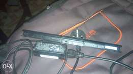HP notebook 15 battery and charger