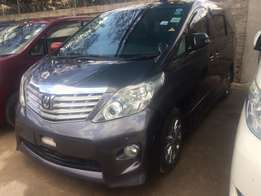 Toyota Alphard Double Sunroof Fully loaded like Vellfire