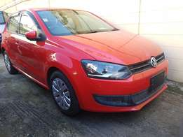 Volkswagen polo brand new on sale.
