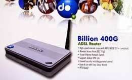Billion adsl router for sale