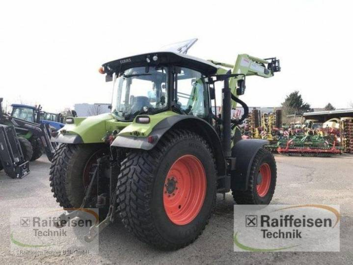 Claas arion 650 - 2015 - image 12