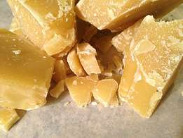 Unrefined Beeswax
