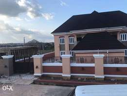 Executive 4bedroom duplex at thinkers corner for Rent