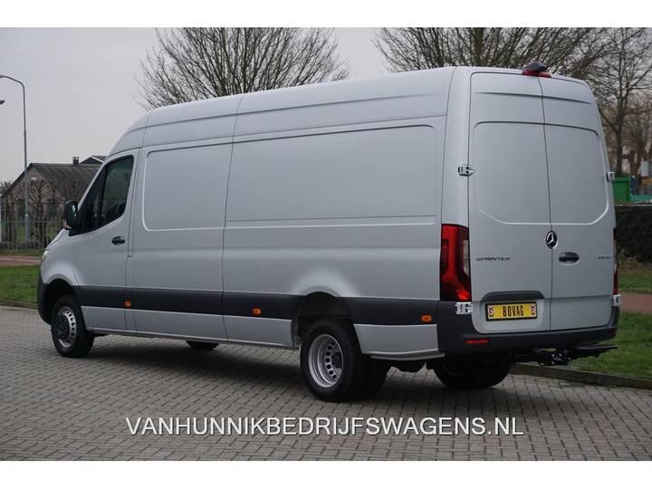 Mercedes-Benz Sprinter 516 CDI L3H2 Navi Airco Camera Gev. Stoel Alarm ... - 2019 - image 3