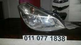 Renault Clio 3 Preface right hand headlight